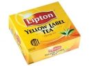 TE LIPTON YELLOW LABEL 100 BL.