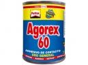 ADHESIVO CONTACTO AGOREX 60 TARRO 1/32 GL. SM.