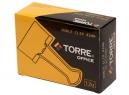 DOBLE CLIPS NEGROS 1.5/8- 41MM X 12UN TORRE
