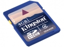 MEMORIA SD 4GB KINGSTON