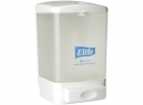 DISPENSADOR JABON ELITE GRANEL 1LT C/LLAVE BLANCO