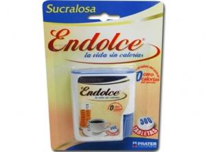 ENDULZANTE SUCRALOSA - ENDOLCE 500 TABLETAS