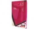 MICA ENCUAD OFICIO IBICO NATURAL LISA X 100 UD