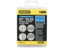 CORCHETES STANLEY TR-100 704 1/4- X 1000UD