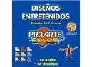 BLOCK PROARTE PAPEL ENTRETENIDO 16X16 18 HJS
