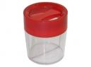 PORTACLIPS PLASTICO SELLOFFICE MC-892 2 CAVIDADES