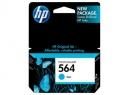 CARTRIDGE HP CB318WL (564) CYAN 300PAG P/B209A