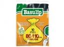 BOLSA BASURA 80 X 110 BASULIP X10 UN.40MC.MAX120LT