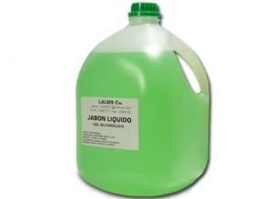 JABON LIQ. 5 LITROS LALMS MANZANA C/GLICERINA