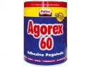 ADHESIVO CONTACTO AGOREX 60 TARRO 1 LITRO SM.