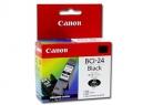 CARTRIDGE CANON BCI-24BK NEGRO X1 S200/S300/I320