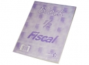 BLOCK APUNTES FISCALITO 7MM RONEO 80 HOJAS 16 X 21