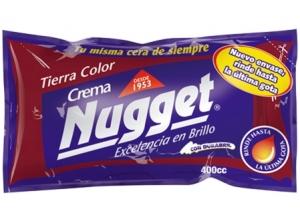CERA CREMA 400 GR NUGGET SACHET C/TIERRA COLOR