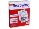 PAPEL FOTOC. DOBLE CARTA 75 GR DISCOVERY.