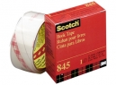 CINTA ADHE. BOOK TAPE SCOTCH 3M 845 76.2 X 13.7 M