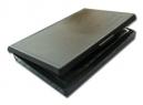 TAMPON TALINAY N°2 NEGRO PLASTICO 5 X 10 CMS.