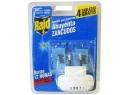 INSECTICIDA RAID ELECTR. AUYE/ZANC. ENCH.12 HRS.