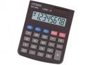 CALCULADORA BASICA ESCR/S CITIZEN SDC-805 8 DIG.
