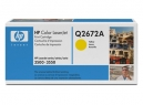 TONER HP Q2672A 4.000PAG. YELLOW P/3500