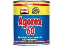 ADHESIVO CONTACTO AGOREX 60 TARRO 1/16 GL. SM.
