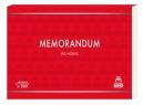 FORM.MEMORANDUM 050 HOJAS BUHO 233