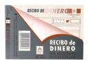 FORM.RECIBO DE DINERO 50HOJAS BUHO 2211 AUTOCOP.