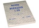 BLOCK APUNTES 1/32 BLANCO 100 HJ. G.CHILENA 14X19
