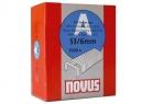 CORCHETES NOVUS 53/ 6 X 5000 UNIDADES