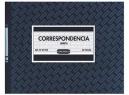 LIBRETA CORRESPONDENCIA 50 HJ. ORGAREX 21705