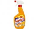 LIMPIADOR A/GRASA 500 CC GATILLO GLASSEX NARANJA