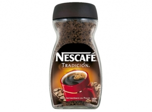 CAFE NESCAFE TRADICION 170 GR. GRANUL FCO. VIDRIO