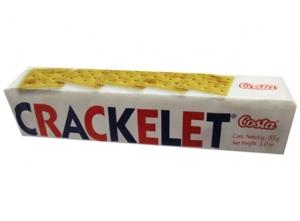 GALLETA COSTA CRACKELET 85 GR.