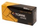 DOBLE CLIPS NEGROS 1.1/4- 32MM X 12UN TORRE