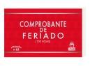 FORM.FERIADO TRABAJADOR BUHO 65