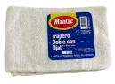 TRAPERO GRANDE CON OJAL 50 X 30 CM MANLAC