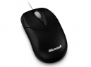 MOUSE MICROSOFT USB 3BOT+SCROLL NOTEBOOK 500 NEGRO