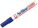 PLUMON PIZARRA ARTLINE 500 PTA.RED. AZUL