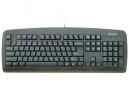 TECLADO KENSINGTON USB/PS2 KEYBOARD NEGRO ERGONOME