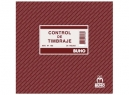 LIBRO CONTAB. CONTROL TIMBRAJE 24 HJ. BUHO 165