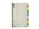SEPARADOR OFICIO 10 DIVIS.VINILICO IMEX D/ZONE COL