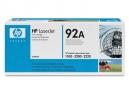 TONER HP C4092A (92A) 2.500PAG. NEGRO P/1100/3200