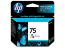 CARTRIDGE HP CB337WL (75) COLOR P/C4480 165PAG.