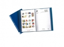 CARPETA C/FUNDA DATA ZONE FM-060 OFICIO AZUL