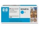 TONER HP Q2681A 6.000PAG. CYAN P/3700