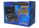 CAJA CHICA ACME CM1 15X12X6 NEGRO C/LLAVE