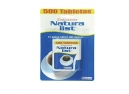 ENDULZANTE NATURALIST 500TAB C/DISPENSADOR