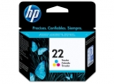 CARTRIDGE HP C9352AL (22) COLOR P/F2180/F4180 170P