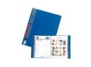 CARPETA C/FUNDA DATA ZONE AM-020 A-4 AZUL