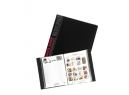 CARPETA C/FUNDA DATA ZONE AM-030 A-4 NEGRO