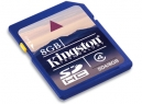 MEMORIA SD 8GB KINGSTON